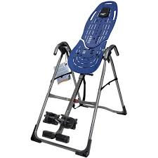 back relief inversion table teeter ep 560 inversion table with back pain relief dvd walmart com