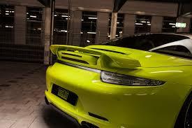 mitsubishi 3000gt yellow is techart u0027s lime yellow porsche 911 targa 4 refreshing or nauseating