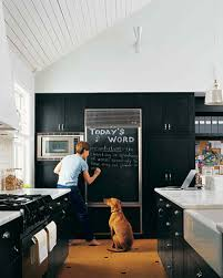 black and white rooms martha stewart