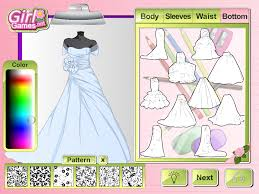 Design Your Own Home Online Free Game by Design Your Wedding Dress Design My Own Wedding Dress Games
