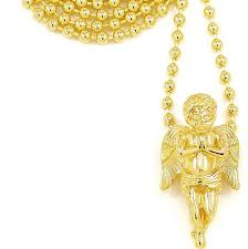 praying necklace angel necklace new mini pendant 27 inch style chain praying