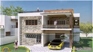 100 home exterior design photos in tamilnadu october 2015