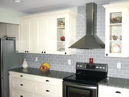 kitchen with subway tile backsplash gray subway tile backsplash glass subway tile ideas glass subway