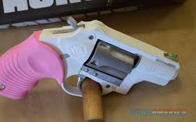 taurus model 85 protector polymer revolver 38 special p 1 75 quot 5r taurus 85 protector poly pink white 38 specia for sale