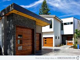 flat roof garage designs home decor gallery