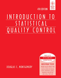 buy introduction to statistical quality control book online at low
