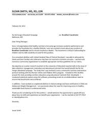 clinical psychologist cover letter nutritional therapist cover