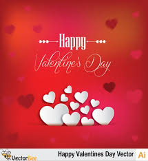 Designs Of Making Greeting Cards For Valentines Valentines Day Greeting Card Design Vector Free Download