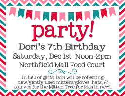 freebie printable chevron party invitation diana rambles