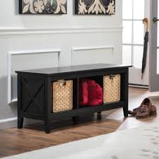 Entry Storage Bench With Coat Rack Living Room Wooden Storage Bench Bench Outdoor Window Bench Seat