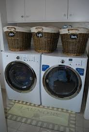 Laundry Room Basket Storage by 75 Best Laundry Ideas Images On Pinterest Home Room And The Laundry