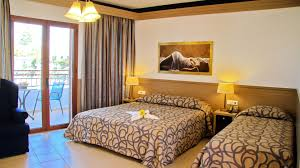 nana beach all inclusive resort crete accommodation bungalows