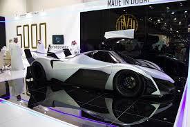 lamborghini egoista batmobile dubai motor show devel sixteen claims 5000 hp and 348 mph top