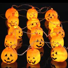 Temporary Lighting String by N93 Factory Wholesale Pumpkin Lampion Led Light Lantern Halloween