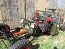 zombie hunter jeep 1946 zombie hunter rat rod youtube