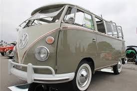1963 volkswagen 23 window bus 109474