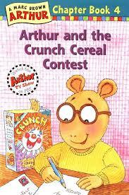 arthur s thanksgiving book arthur and the crunch cereal contest book arthur wiki fandom