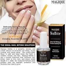 amazon com stop nail biting stop thumb treatment for