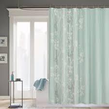 Tropical Curtain Panels Madison Park Tessa Printed Leaf Curtain Panel 50 X 84 Charcoal