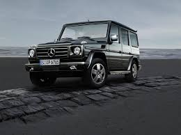 mercedes g wagon 2009 mercedes g class edition30 and g class edition30 pur review