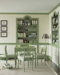 Colors For Dining Rooms by Green Rooms Martha Stewart