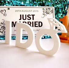 i do wedding sign wooden sign i do table sign wedding table
