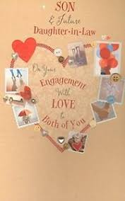 engagement greeting card futute in on your engagement greeting card by