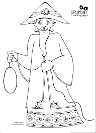 purim coloring pages chuckbutt com