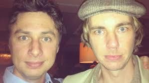 Zach Braff Meme - zach braff and dax shepard s face swap proves they re identical