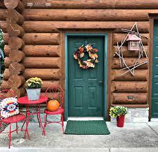 fall festival blog tour autumn welcome porch decor white arrows