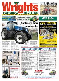 wright farming register december 2015 full edition by mortons