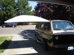 Do It Yourself Awnings Thesamba Com Vanagon View Topic The Dave Vickery Inspired