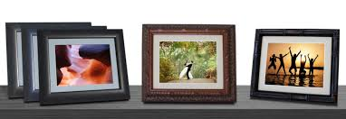 premium real wood digital photo framesnew and unique premium