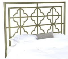 twin size metal headboard in white wrought iron best 25 headboards