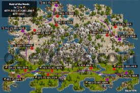 map raid of the nords so wiki osettlers com u2013 the settlers online