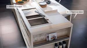 comment am駭ager une cuisine de 9m2 agencement cuisine plan cuisine gratuit pour s inspirer côté maison