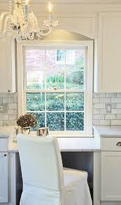 Small Kitchen Desks White Desk In Kitchen Station Ideas Inside Decorating