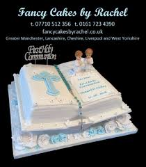 first holy communion cakes fancy cakes by rachel