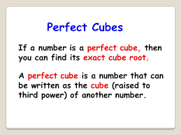 unit 4 radicals simplify a cube root and higher ppt download