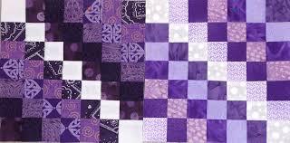 purple mardi gras quilting on the crescent purple is for mardi gras
