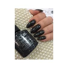 image result for dark diamonds cnd nails pinterest shellac