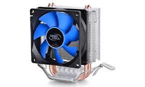 fan that uses ice to cool brand new deep cool ice edge mini heat sink and fan kraaifontein