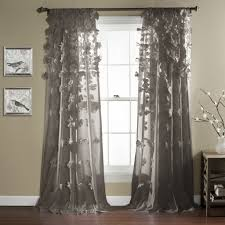 curtains single panel window curtain designs window treatments