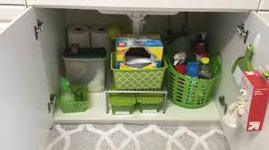 under cabinet storage kitchen under sink organizer kitchen under sink storage under sink
