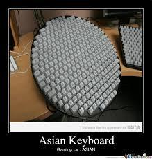 Meme Keyboard - asian keyboard by forceerror meme center