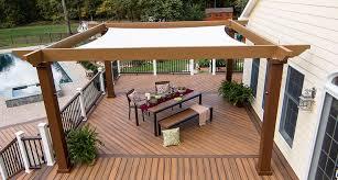 Flat Roof Pergola Plans by Best 10 Pergola Kits Ideas On Pinterest Vinyl Pergola Roof