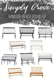 10 affordable windsor benches round up simply grove