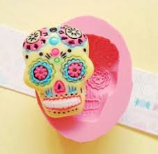 where to buy sugar skull molds silicone mold mini sugar skull mold pendant mold resin some