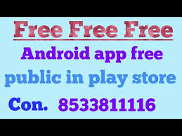 play store app free android android app free upload play store how to free android app