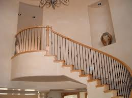 Installing Balusters And Handrails Individual Iron